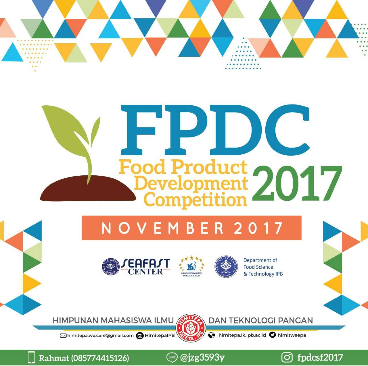 Food Product Development : Food product development competition student